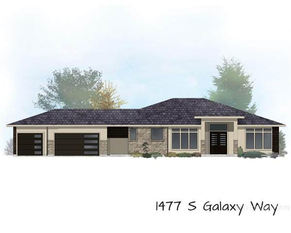 1477 S Galaxy Way, Boise, ID 83702 (MLS #98759924) :: New View Team