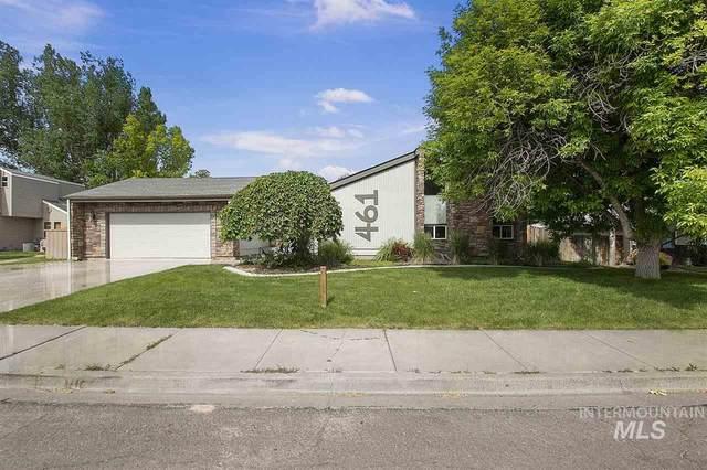 461 Rusty Lane, Twin Falls, ID 83301 (MLS #98759965) :: Boise River Realty