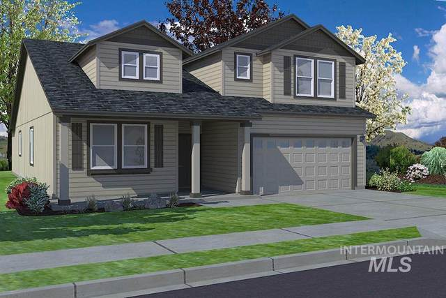 4734 N Trident Ave Lot 6 Block 6, Meridian, ID 83646 (MLS #98760038) :: Boise River Realty
