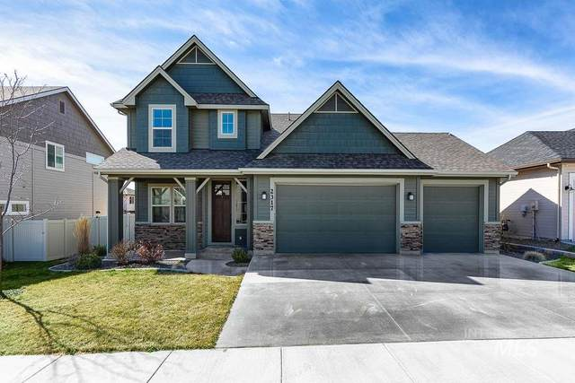 2317 N Van Dyke, Kuna, ID 83634 (MLS #98760174) :: New View Team