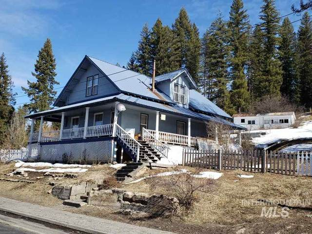 712 Park Ave, Bovill, ID 83806 (MLS #98760205) :: Juniper Realty Group