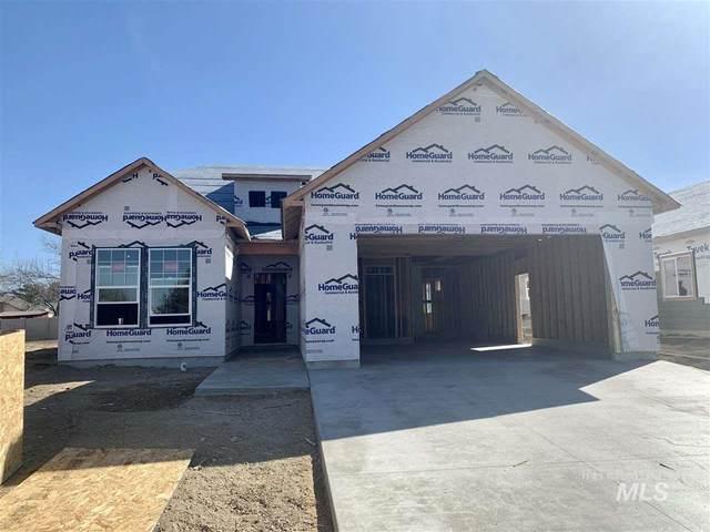 2213 Sunset Ave, Caldwell, ID 83605 (MLS #98760300) :: Michael Ryan Real Estate