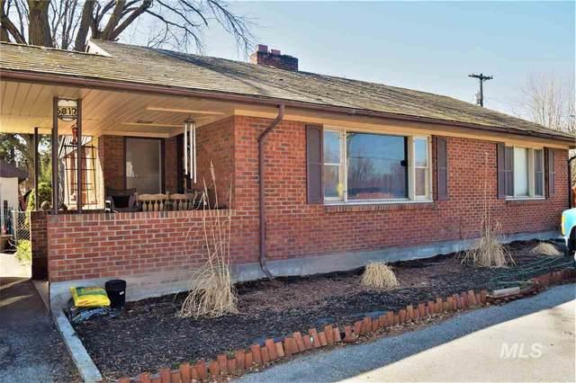 6817 W Ustick Rd, Boise, ID 83704 (MLS #98760316) :: Juniper Realty Group