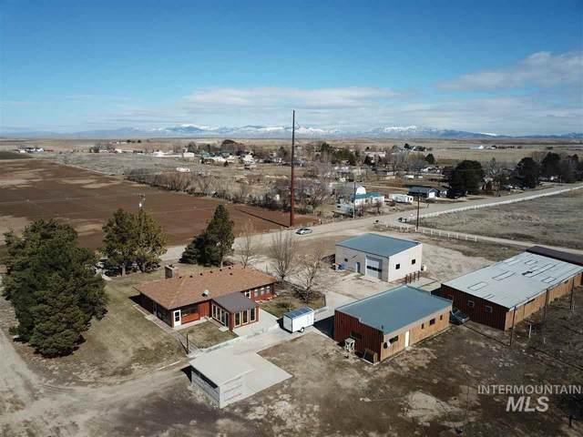 9805 W Kuna Road, Kuna, ID 83634 (MLS #98760423) :: Full Sail Real Estate