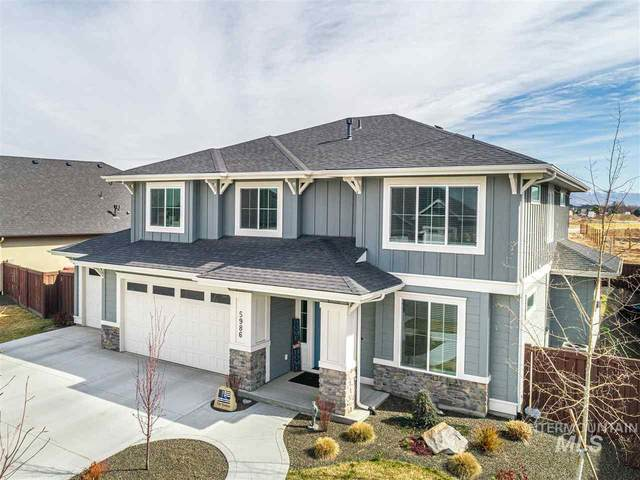 5986 N Vicenza Ave., Meridian, ID 83646 (MLS #98760430) :: Michael Ryan Real Estate