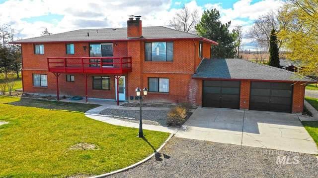 1443 E 4300 N, Buhl, ID 83316 (MLS #98760437) :: Jon Gosche Real Estate, LLC