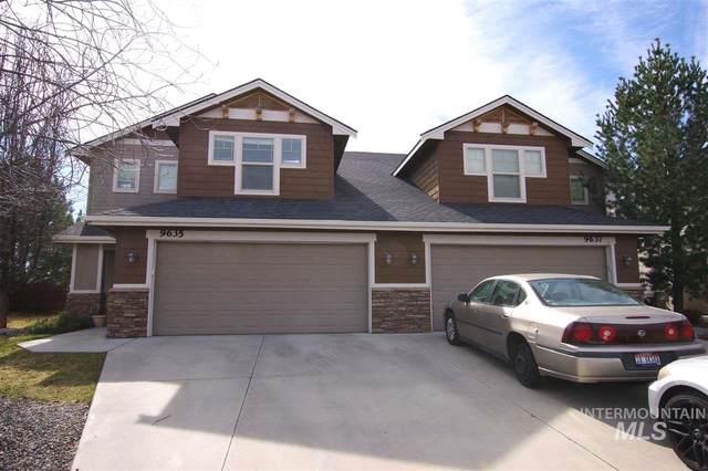 9635 & 9637 W Landmark St, Boise, ID 83704 (MLS #98760446) :: New View Team