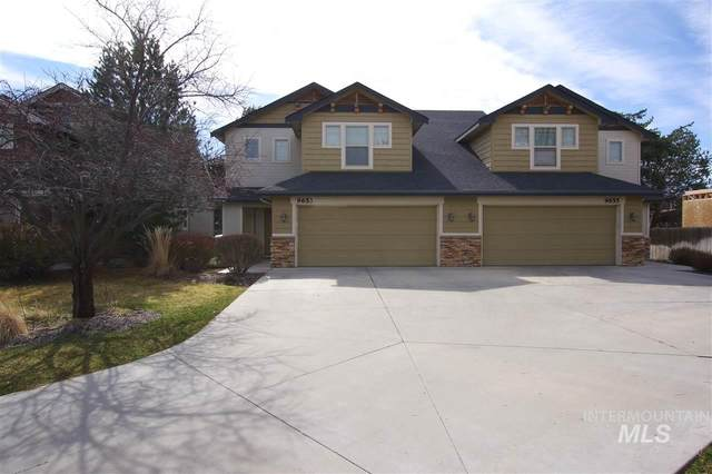 9653 & 9655 W Landmark St, Boise, ID 83704 (MLS #98760447) :: New View Team