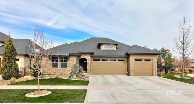 3298 W Bolton Ct, Eagle, ID 83616 (MLS #98760456) :: Full Sail Real Estate