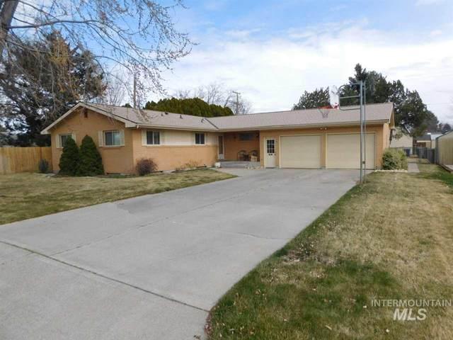 970 N 5th East, Mountain Home, ID 83647 (MLS #98760497) :: Beasley Realty