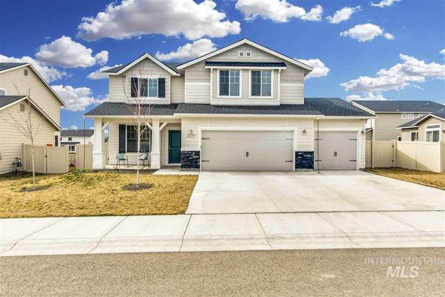 4877 S Pinto Ave, Boise, ID 83709 (MLS #98760577) :: Boise River Realty