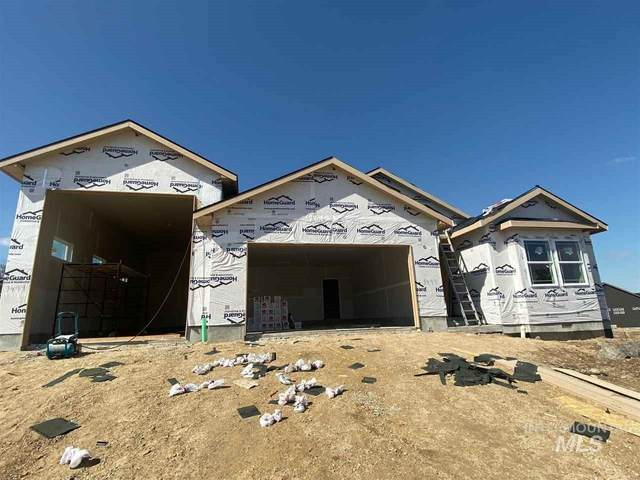 3499 S Bear Claw Ave, Meridian, ID 83642 (MLS #98760654) :: Story Real Estate