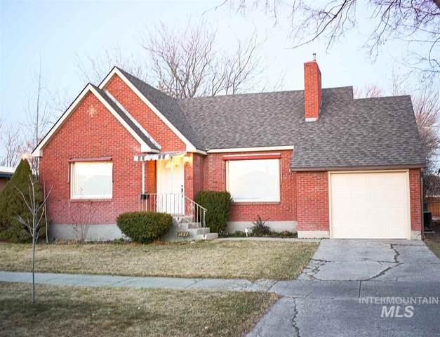 1627 Burton Ave, Burley, ID 83318 (MLS #98760695) :: Boise Home Pros