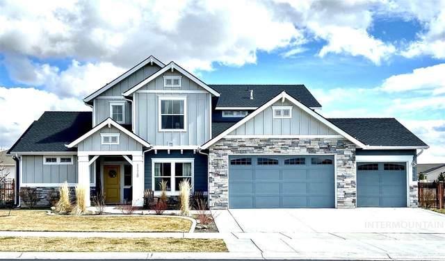 1178 N Foudy Ln, Eagle, ID 83616 (MLS #98760707) :: Michael Ryan Real Estate