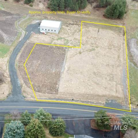 000 Robinson Park Rd., Moscow, ID 83843 (MLS #98760739) :: Own Boise Real Estate