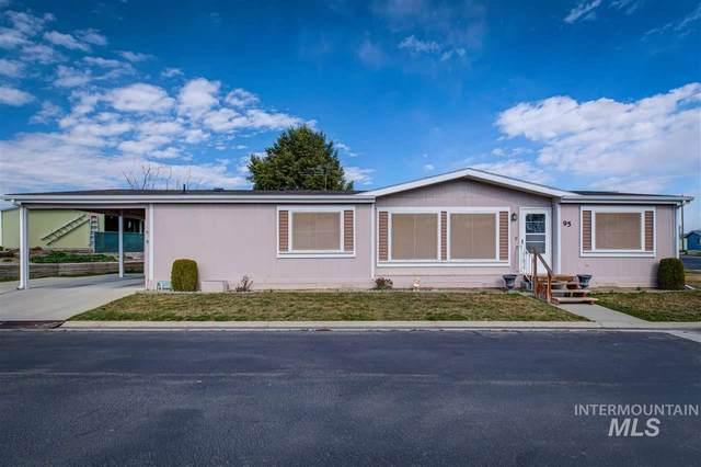 1907 W Flamingo Ave #95, Nampa, ID 83651 (MLS #98760768) :: Team One Group Real Estate