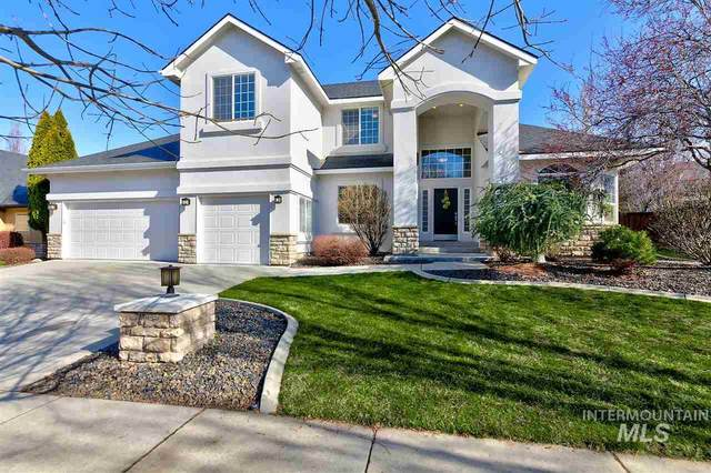 5322 E Branchwood Dr., Boise, ID 83716 (MLS #98760808) :: Boise River Realty