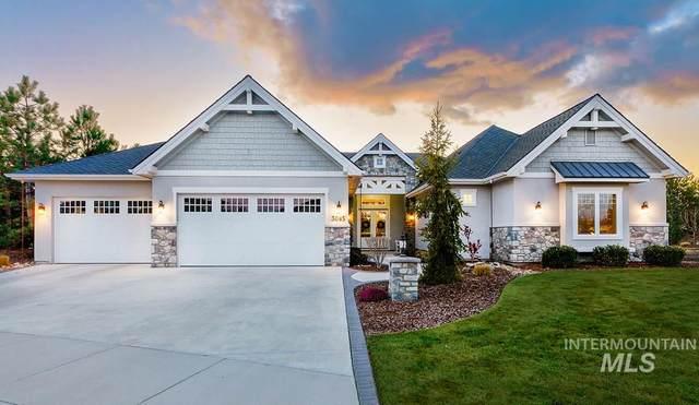 3085 S Creek Pointe Ln, Eagle, ID 83616 (MLS #98760827) :: Boise River Realty