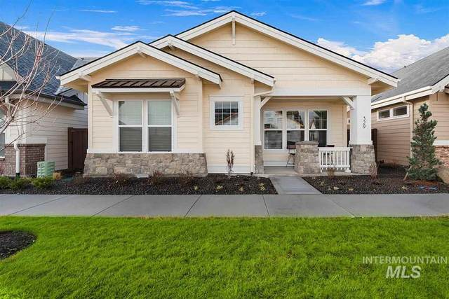 329 S Pavilion Ln, Meridian, ID 83646 (MLS #98760847) :: Michael Ryan Real Estate