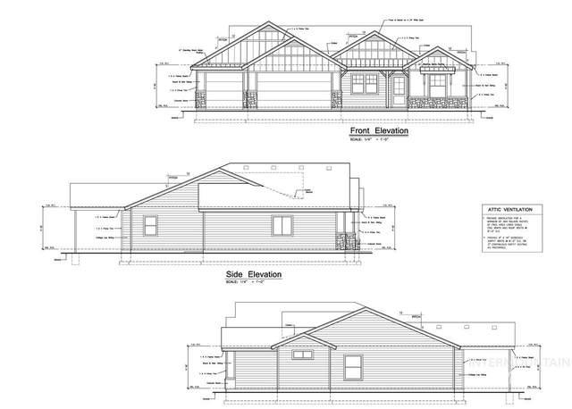 2805 Tamarack Court, Fruitland, ID 83619 (MLS #98760937) :: City of Trees Real Estate