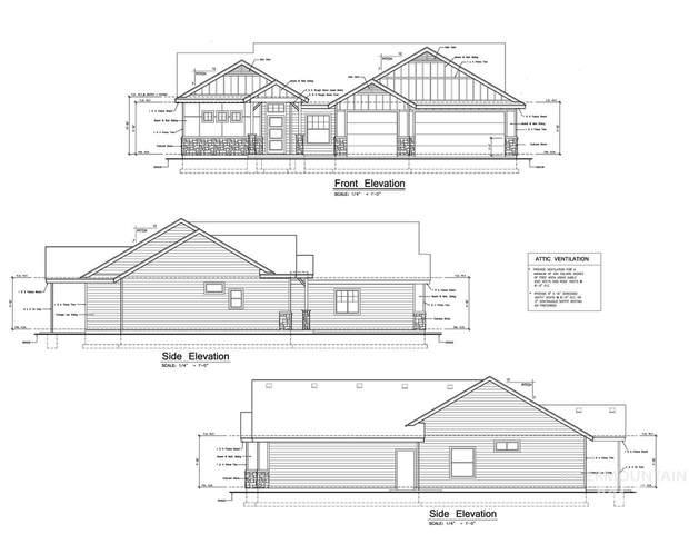 2807 Tamarack Court, Fruitland, ID 83619 (MLS #98760938) :: City of Trees Real Estate