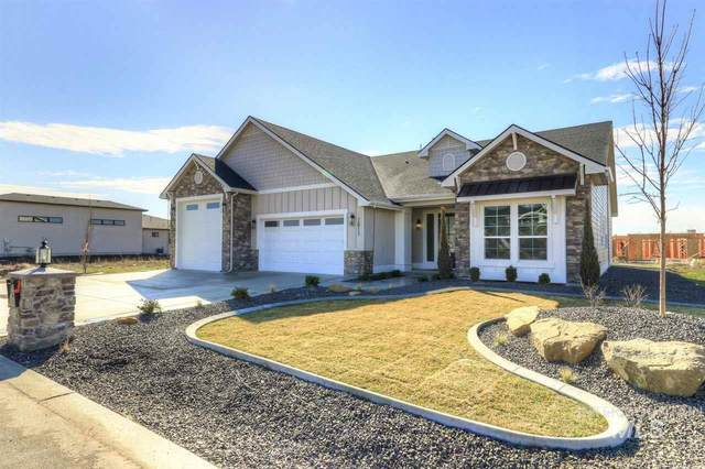 7611 E Damon Lane, Nampa, ID 83687 (MLS #98760953) :: Michael Ryan Real Estate