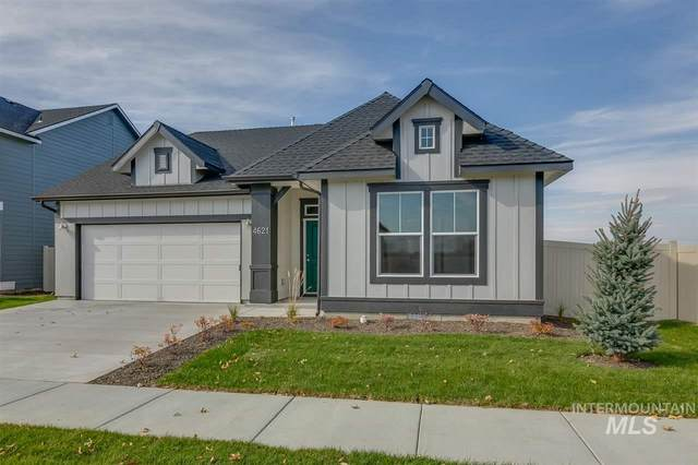 3550 E Santo Stefano Ct, Meridian, ID 83642 (MLS #98761000) :: New View Team