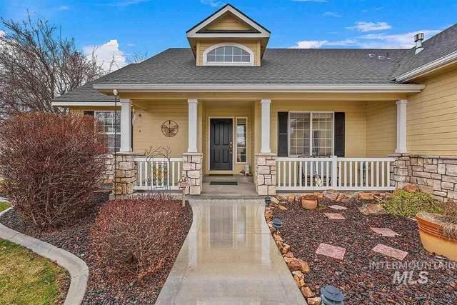 3805 W Niemann Dr., Meridian, ID 83646 (MLS #98761024) :: Michael Ryan Real Estate
