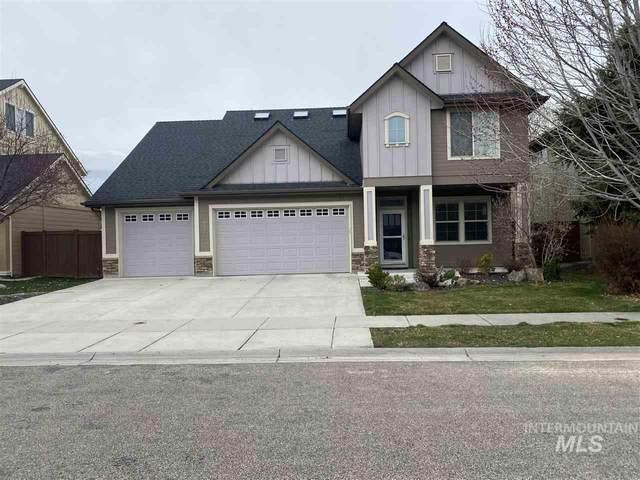 721 W Cagney, Meridian, ID 83646 (MLS #98761095) :: Michael Ryan Real Estate