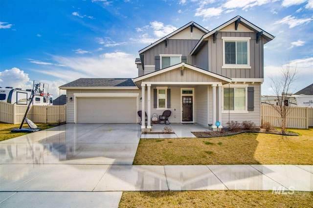 907 Overland Trail St., Middleton, ID 83644 (MLS #98761098) :: Full Sail Real Estate