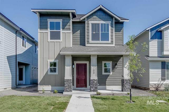 702 E Springloyd, Meridian, ID 83642 (MLS #98761108) :: Minegar Gamble Premier Real Estate Services