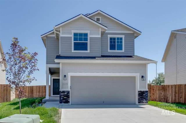 742 E Whiskey Flats St, Meridian, ID 83642 (MLS #98761111) :: Michael Ryan Real Estate