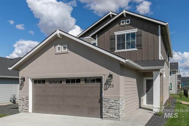 690 E Whiskey Flats St, Meridian, ID 83642 (MLS #98761119) :: Minegar Gamble Premier Real Estate Services