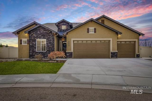 4439 N Rosepoint, Meridian, ID 83646 (MLS #98761121) :: City of Trees Real Estate