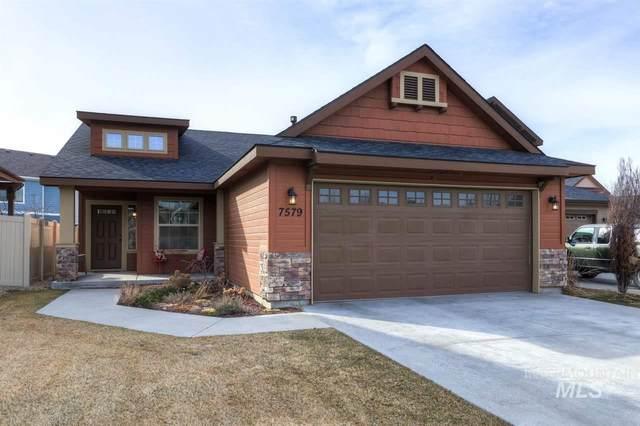 7579 W. Baron Ln, Boise, ID 83714 (MLS #98761154) :: Beasley Realty