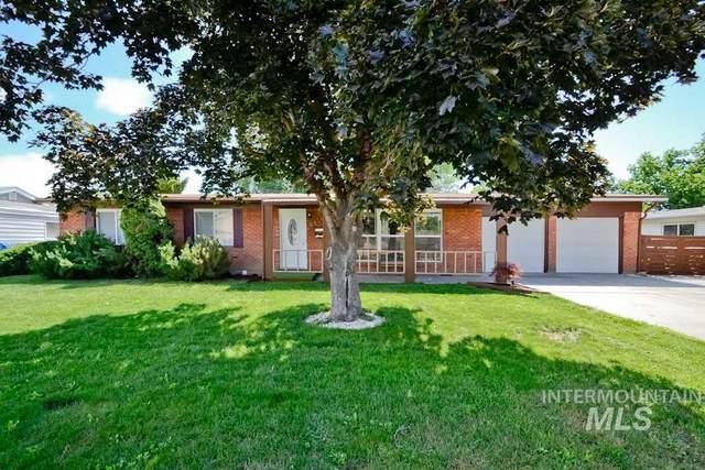 2814 S Roosevelt, Boise, ID 83705 (MLS #98761158) :: Jon Gosche Real Estate, LLC