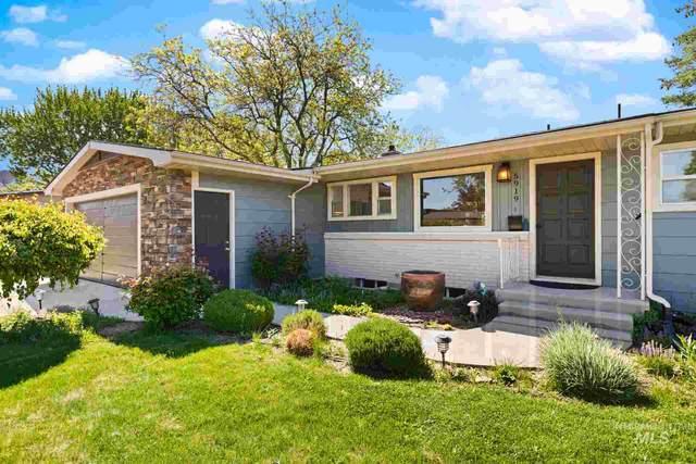 5919 W Cruzen St, Boise, ID 83704 (MLS #98761181) :: Michael Ryan Real Estate