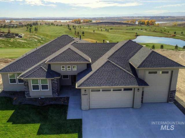 11869 W Buteo Dr., Nampa, ID 83686 (MLS #98761227) :: City of Trees Real Estate