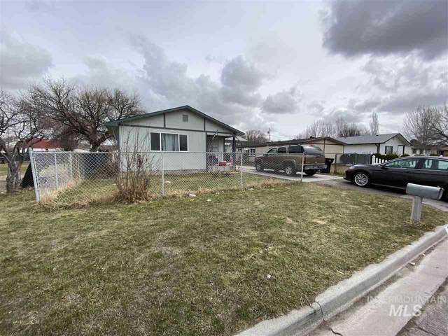 819 Occidental Ave, Burley, ID 83318 (MLS #98761245) :: Boise Home Pros