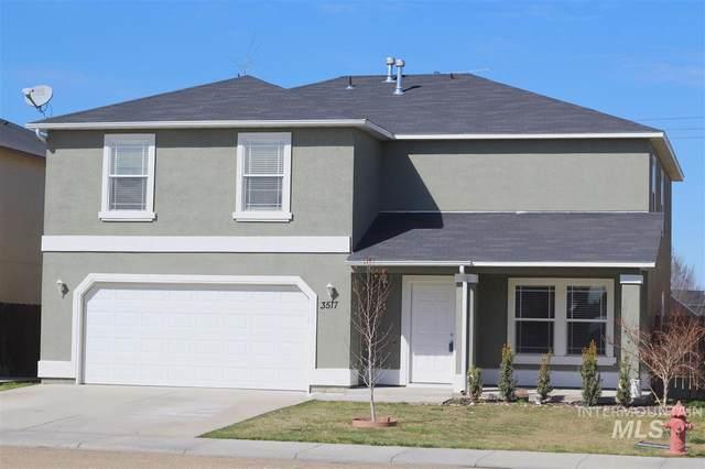 3517 Ridgepark, Caldwell, ID 83605 (MLS #98761258) :: Beasley Realty