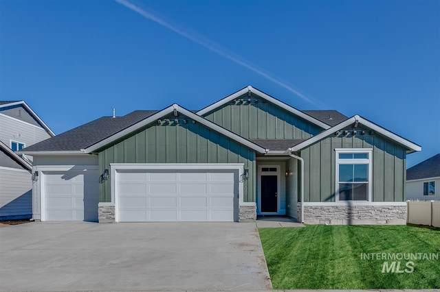 16833 N Brookings Way, Nampa, ID 83687 (MLS #98761299) :: Minegar Gamble Premier Real Estate Services