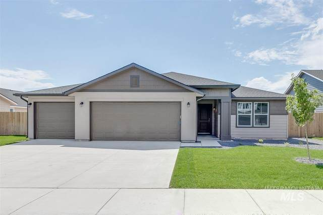 6544 E Benson St., Nampa, ID 83687 (MLS #98761300) :: Boise River Realty