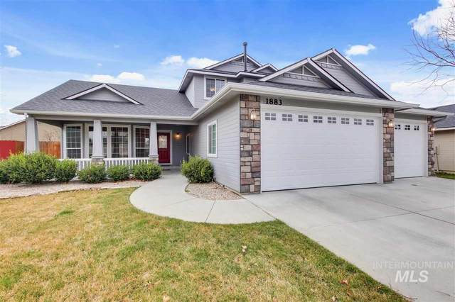 1883 W Apgar Creek, Meridian, ID 83646 (MLS #98761336) :: Michael Ryan Real Estate