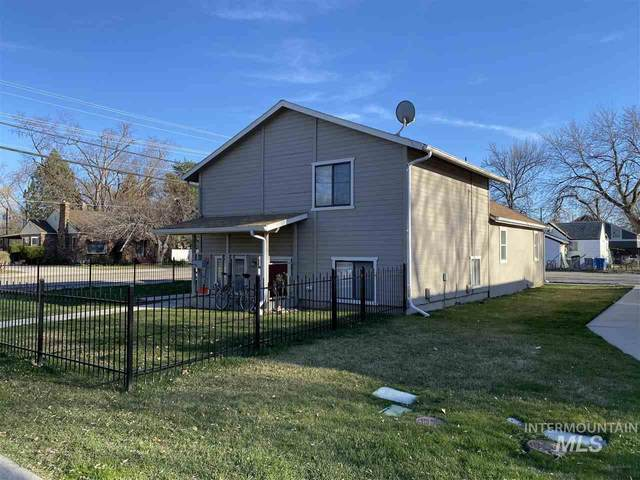 3801 W Grover St, Boise, ID 83705 (MLS #98761367) :: Michael Ryan Real Estate