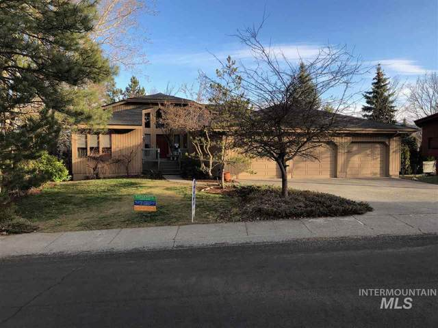 1540 Pine Cone, Moscow, ID 83843 (MLS #98761369) :: Epic Realty