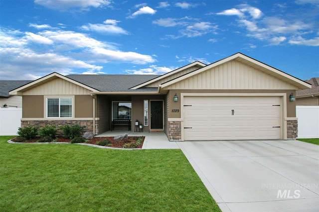 1029 Terra Ave., Twin Falls, ID 83301 (MLS #98761373) :: New View Team
