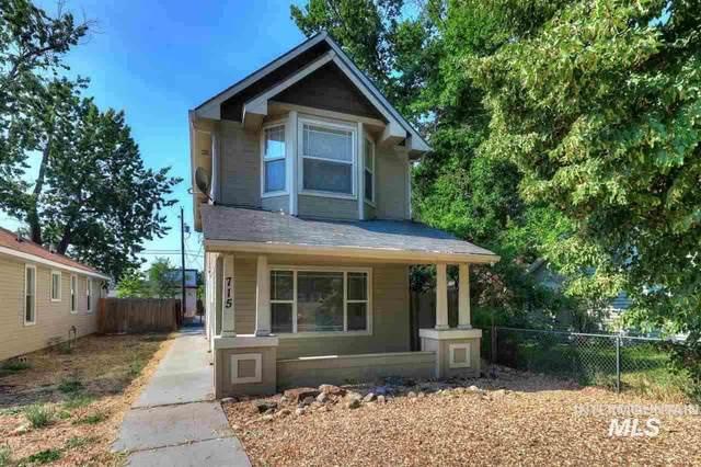 715 W Beeson, Boise, ID 83706 (MLS #98761376) :: Idaho Real Estate Pros