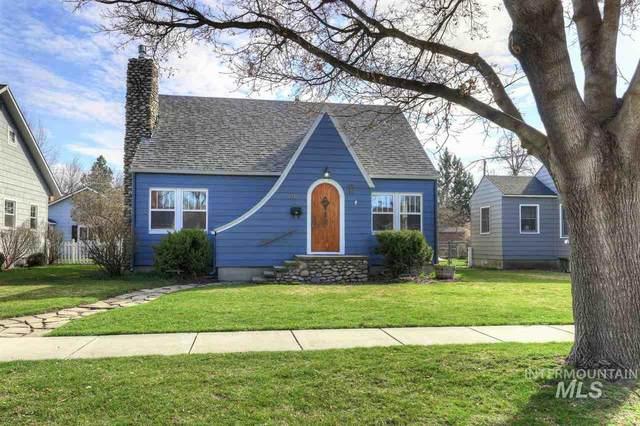 2511 W Regan Ave, Boise, ID 83702 (MLS #98761391) :: Jon Gosche Real Estate, LLC