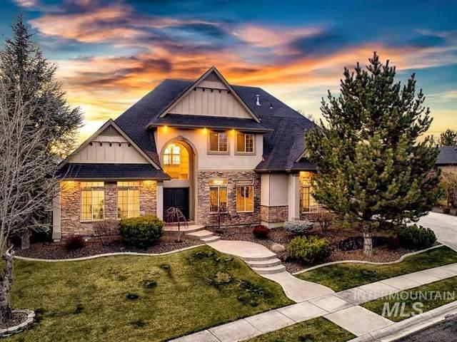 1646 N Watson Place, Eagle, ID 83616 (MLS #98761403) :: Full Sail Real Estate