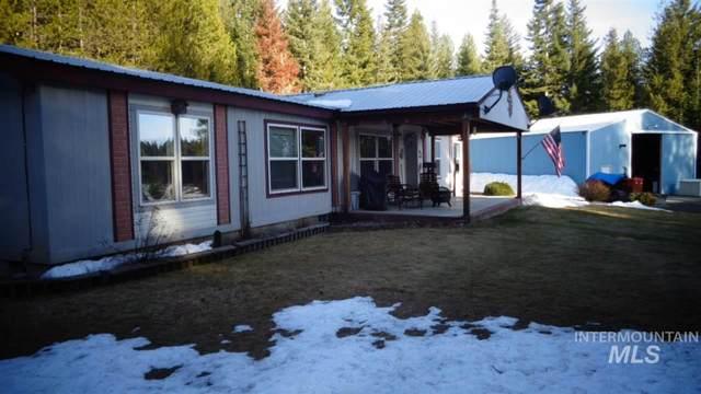 18565 Upper Fords Creek, Weippe, ID 83553 (MLS #98761421) :: Jon Gosche Real Estate, LLC